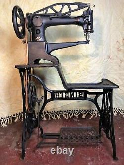 1919 Singer 29-4 Leather Cobbler Industrial Sewing Machine
