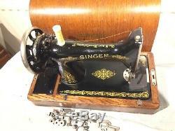 1923 Antique Singer 99K Sewing machine, Vintage sewing machine