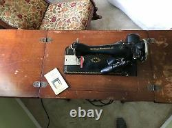 1938 Antique Singer Sewing Machine