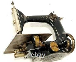 Antigua maquina de coser SINGER 24-26 antique rare sewing machine 1916