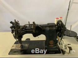 Antique SINGER Hemstitcher Model 72W12 Sewing Machine