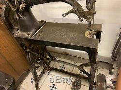 Antique Sewing Machine- Singer