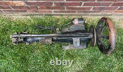 Antique Singer 29-4 Industrial Cobbler Leather Treadle Commercial Sewing Machine