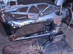 Antique Singer Leather Sewing Machine 29-4 G 2121806