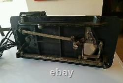 Antique Singer class127 Sphinx Treadle Sewing Machine AC307782 September 20 1928