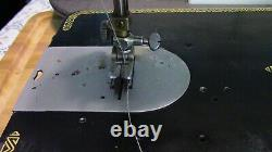 Black Antique Singer Sewing Machine & PedalPre-OwnedGREAT QUALITYHeavy Duty