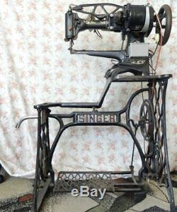 Industrial shoe patching Sewing Machine Singer 29K51