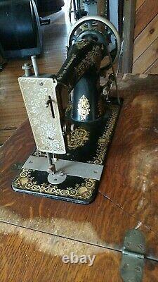 Model 27 Singer Sewing Machine head alone