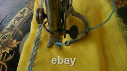 RARE Singer Sackett 1 Arm Embroidery Attachment Accessory Vintage Antique sewing