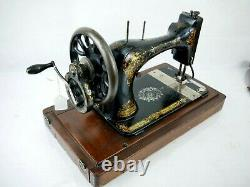 Rare Antique Singer Sewing Machine 1895 Collectable 12556021