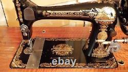 Singer 1894 treadle sewing machine New to jonesboro ar area. Must sell
