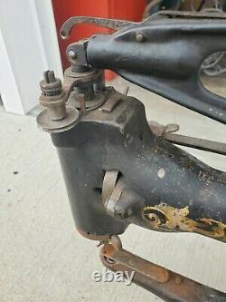 Singer 29K1 Leather cobbler Industrial sewing machine