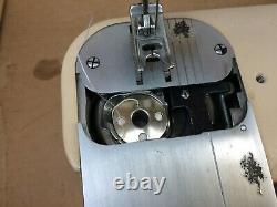 Singer 431G Slant -O-Matic Convertible Free Arm Freehand Embroidery sewing