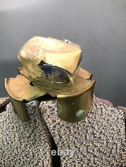 Singer Adjustable Dress Form Size Jr Vintage Sewing Display Cast Iron Stand USA