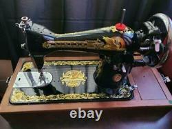 Singer Model 27 Sewing Machine
