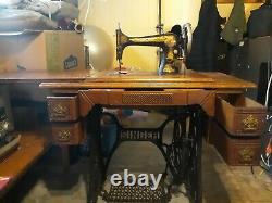 1907 Machine À Coudre Des Doigts Antiques