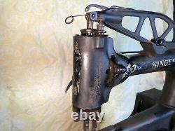 1919 Singer 29-4 Leather Cobbler Machine À Coudre Industrielle