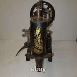 1919 Singer 29k1 Cobbler En Cuir Machine À Coudre Industrielle F 8903276