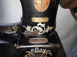 1926 Chanteur 29k51 Cordonnier Cuir Machine À Coudre Industrielle Y4174824