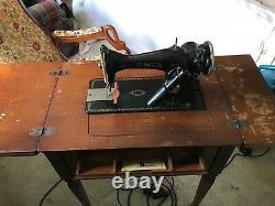 1938 Machine À Coudre Des Doigts Antiques
