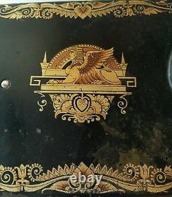 Ancienne Classe Singer127 Sphinx Treadle Machine À Coudre Ac307782 20 Septembre 1928