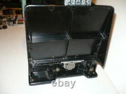 Antique Chanteur Des Années 1940 221 Machine À Coudre Poids Plume #ag531844