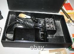 Antique Featherweight Singer Machine À Coudre 221 Œuvres Beaucoup D'accessoires