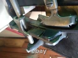 Antique Sewing Machine 1800's Singer Style Bande De Roulement Léger