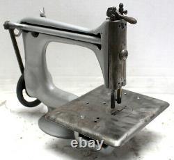 Antique Singer 24-1 Chainstitch 1-needle 1-thread Industrial Sewing Machine Head