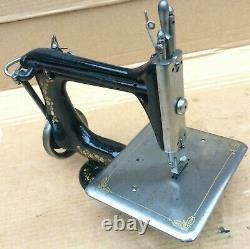Antique Singer 24-5 Chain-stitch Machine À Coudre
