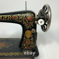 Antique Singer Machine À Coudre Modèle De Tête 66 Red Eye # G0094939 Pour Les Pièces