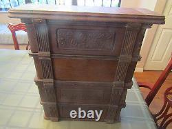 Antique Singer Sewing Box