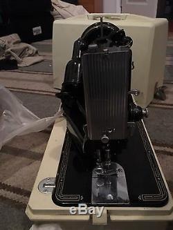 Antique Vintage Machines À Coudre Singer 99k Cat. Non. Rfj5-8 Simanco