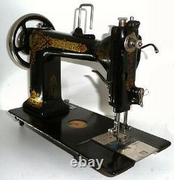 Antique Vintage Singer D9 Wheeler & Wilson Machine À Coudre 9w Accessoires Rares