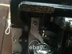 Belle Zig Zag Vintage Singer Automatic Swing-needle 306, 306k Machine À Coudre