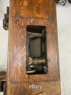 Machine À Coudre Antique Singer Local Pickup Seulement
