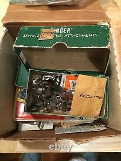 Modèle D'ingre Anticique/vintage 201 Machine De Vue Avec Case