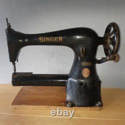 Rare 1908 Singer Machine À Coudre 17 Sv 17 Spécial Variété Quilting Leatherworking