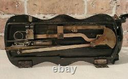 Rare & Belle 1877 Singer Modèle 12 Nouvelle Famille Fiddle Base Sewing Machine