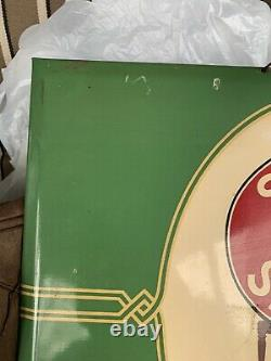 Signe De Machine À Coudre Antique Complet / Calendrier Perpétuel Vintage Rare