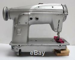 Singer 457g1 Vintage Zig Zag Machine À Coudre Industrielle Lockstitch Tête Seulement