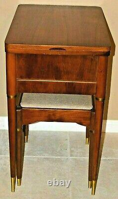 Singer Couture Cabinet Table & Tabouret 301 401a 403 404 411 412 500 503 328 348 MCM