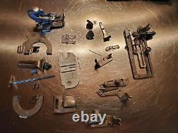 Singer Model 66 Treadle Sewing Machine Mfg.