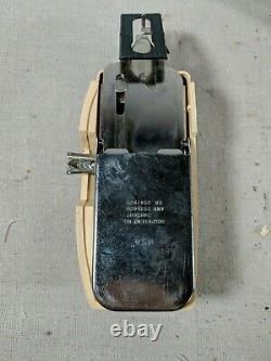 Vintage Antique 1955 Singer 99k Machine À Coudre Avec Light Pedal Buttonholer Plus