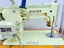 Vintage Rare Antique Inger Sewing Machine Bak 8-12 Avec Des Parties De Lots En Vrac 319