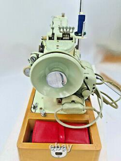 Vintage Rare Antique Singer Machine À Coudre Bak 8-12 Avec Pièces De Lot En Vrac 319
